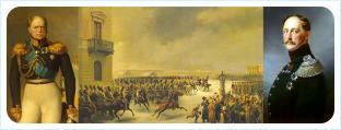 Константин Павлович, который отрёкся, восстание декабристов и Николай Павлович, который Первый