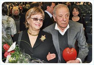 Петр и Мира Тодоровские